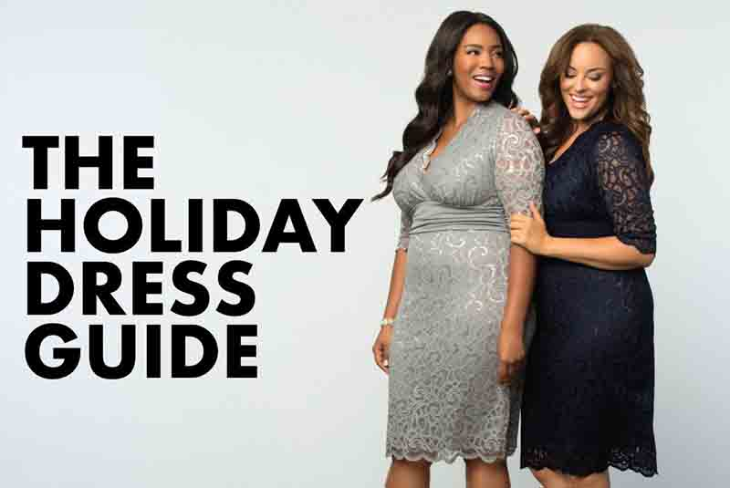 27109432a0d The Chicest Plus-Size Holiday Dresses Were Designed by Bloggers ...
