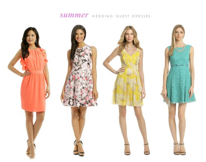 Stunning Dresses Perfect For A Summer Wedding