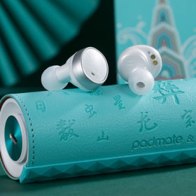 Padmate's Truly Wireless Bluetooh Headphones, PaMu Scroll Plus Wins the 2020 iF Design Award